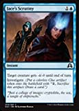 39 clues trading cards - Magic: the Gathering - Jace's Scrutiny (70/297) - Shadows Over Innistrad