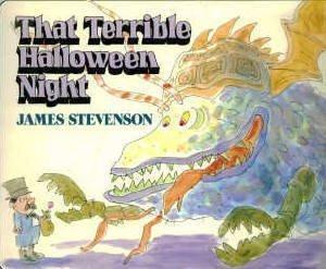 (That Terrible Halloween Night by James Stevenson)
