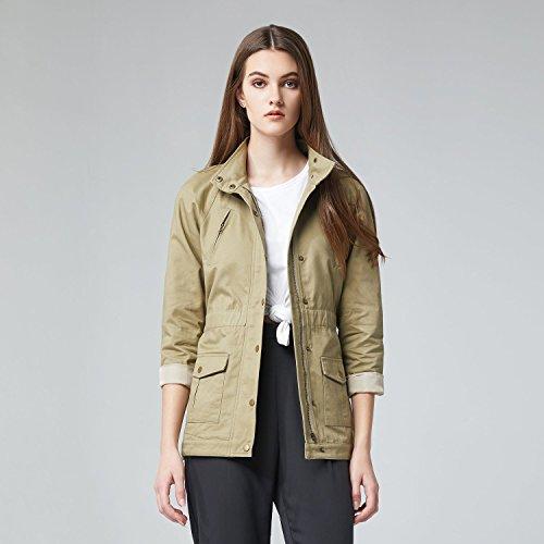 Womens Canvas Jacket - 8