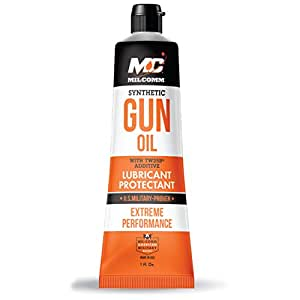 Mil-Comm Synthetic Gun Oil with TW25B Additive - 1 FL.Oz.