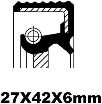 Corteco 12015750B Wellendichtring Schaltgetriebe