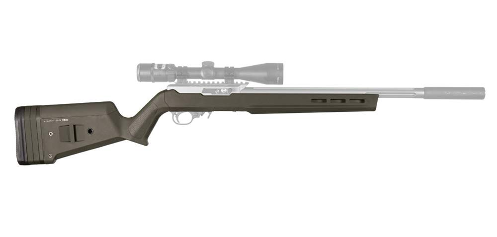 Magpul Hunter X-22 Stock for Ruger 10/22, Olive Drab Green by Magpul