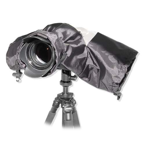 JJC RC-1 Rain Cover for DSLR/SLR camera, for small SLR cameras