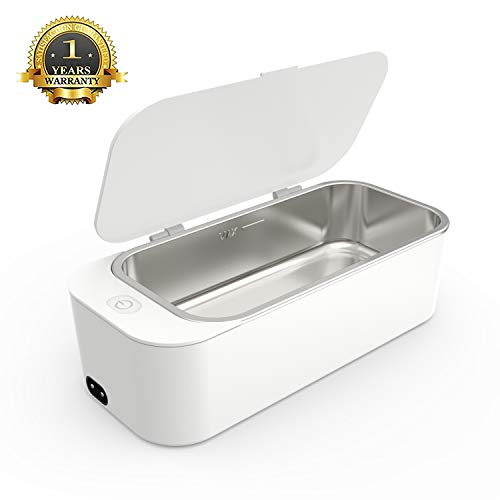 Ultrasonic Cleaner Professional Ultrasonic Jewelry Cleaner Portable Rings Eyeglasses Watches