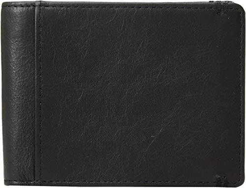 Lodis Accessories Men's Topanga RFID Small Billfold Black One - Lodis Accessories Wallet