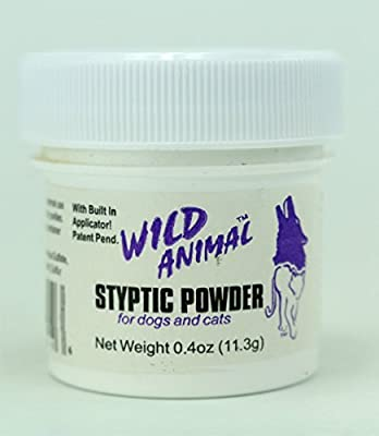 Wild Animal Styptic Powder from Kim Laube & Co., Inc.