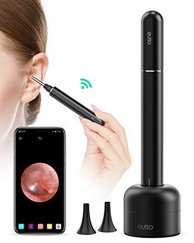 🥇 WiFi Otoscope with Gyroscope