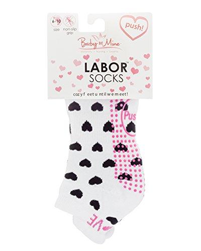 Amazon.com: Calcetines de corazón para el hospital de Baby ...