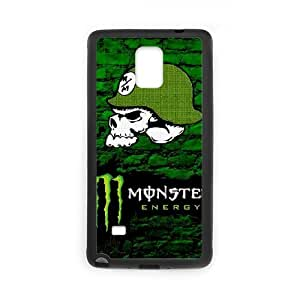 Generic Case Monster Energy For Samsung Galaxy Note 4 N9100 M1YY9802629
