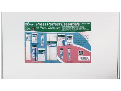 Clover Press Perfect Tools Essentials Collection 10pc by Clover