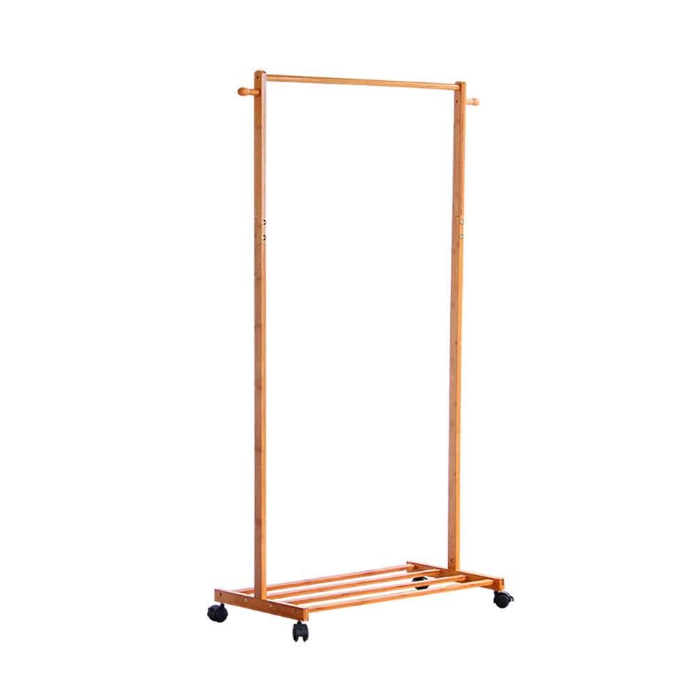 Dimensioni : 145 * 38 * 60cm + Appendiabiti Appendiabiti Mobile da Pavimento Camera da Letto Soggiorno Standing Hanging Hanger semplicit/à Moderna