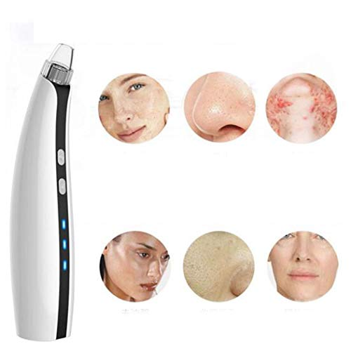Blackhead Remover Vacuum Pore Clearer Vacuum Vacuum Electric Vacuum Cleaner Cleaner Vacuum Electric Attraction Facial Rehabilitation Acne Extractor Tool
