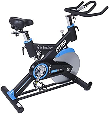 FYTTER - Bicicleta De Spinning Ri-8X: Amazon.es: Deportes y aire libre