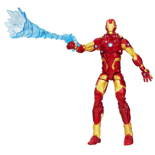 Marvel Avengers Infinite Series Heroic Age Iron Man Figure