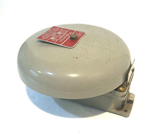 NEW WHEELOCK SIGNALS KS-8547-L1 EXPLOSION PROOF BELL - Proof Bell Explosion