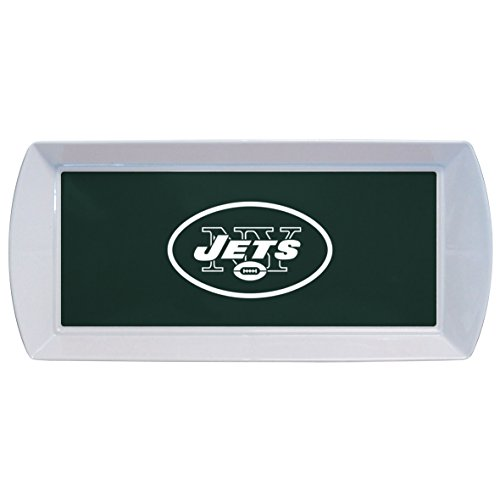 NFL New York Jets Relish Tray