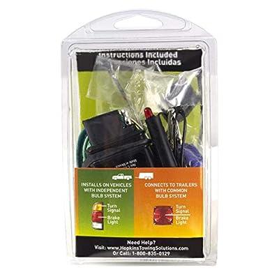 Hopkins 46155 Taillight Converter Universal Kit: Automotive