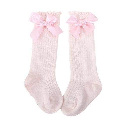 Amazon.com: Cotton Socks Boys Girl Meias Para Bebe Newborn Calcetines Mujer Knee High Socks Black M: Clothing