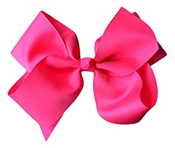 Positively Pink Hair Bow