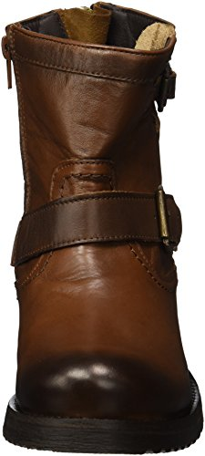 Botas Sauvage Motero Brandy para Mujer 07 Estilo 30509l ES Marrón Buffalo London IqZwB