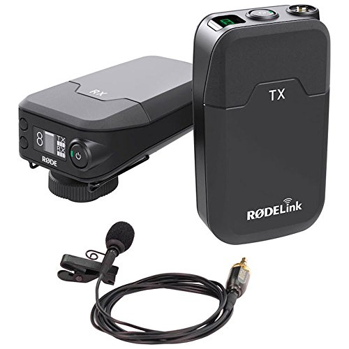 Rode RodeLink FM Digital Wireless Filmmaker System from Rode
