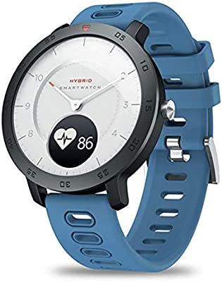 Amazon.com: Zeblaze Hybrid Smart Watch, Heart Rate Blood ...