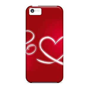 High-quality Durable Protection Case For Iphone 5c(love)