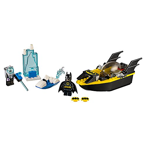 LEGO Juniors Batman vs. Mr. Freeze 10737 Superhero Toy for...