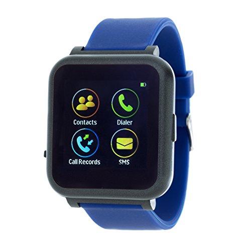 RBX Activity Fitness Tracker Smart Watch (Blue)