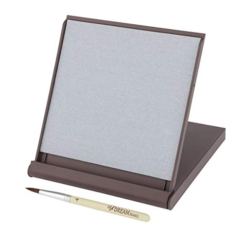Creative Mark Dream Board for Water Painting Meditation & Stress Relief - Includes Artist Bamboo Paintbrush & Stand - Mini (Bamboo Drawing Board)