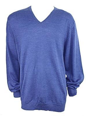 Calvin Klein Wool V-Neck Sweater