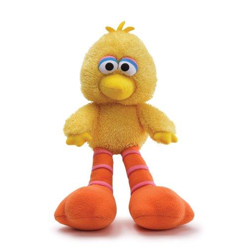 "Price comparison product image Gund Sesame Street Big Bird Floppy Body Style 15"" Plush"