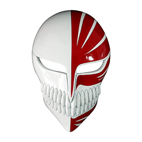 (Mtxc Bleach Cosplay Prop Ichigo Kurosaki Hollow Mask Forth Stage)