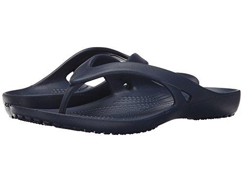 Crocs Womens Kadee Ii Flip-flop Navy / Navy