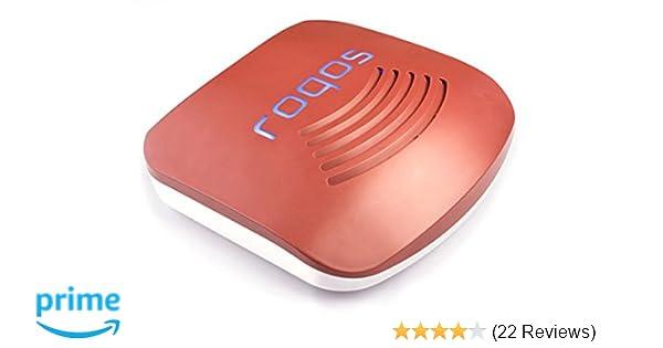 Amazon com: Roqos Core VPN Router - Next Generation UTM