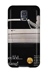 New Diy Design 1965 Ford Mustang For Galaxy S5 Cases Comfortable For Lovers And Friends For Christmas Gifts