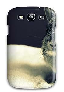 Hot Design Premium QqggNtc1683XBZlP Tpu Case Cover Galaxy S3 Protection Case(rabbit)