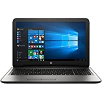 HP 15.6 inch HD Laptop, Latest Intel Core i5-7200U 2.5GHZ, 8GB DDR4 RAM, 1TB HDD, HDMI, Bluetooth, SuperMulti DVD, WiFi, HD Webcam, Windows 10- Silver