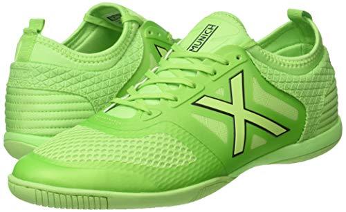 Verde verde Tiga Munich Deporte Indoor Unisex Zapatillas Adulto 24 De Aq0xqOw
