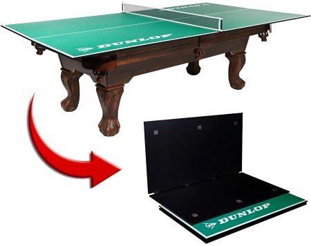Dunlop Table Tennis Conversion Top - Best 4-Piece Table Tennis Conversion Top