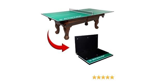 83a1e2bba0b Amazon.com   4-Piece Dunlop Table Tennis Conversion Top   Sports   Outdoors