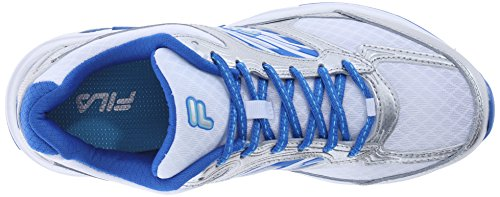 free shipping 2014 unisex Fila Women's Inspell 3 Running Shoe White/Electric Blue choice sale cheap online sale new yfy1c7v