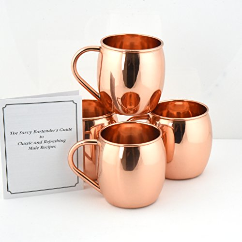 Moscow Copper Unlined 16 Ounce Booklet product image