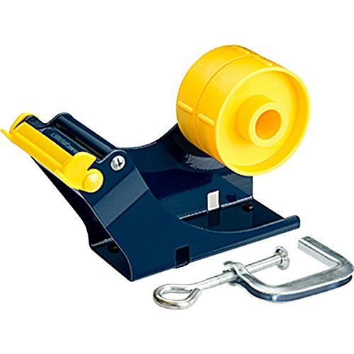Excell ET-81 Extra Wide Bench Tape Dispenser: 2 in. wide (Blue)