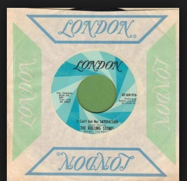 The Rolling Stones - (I Can't Get No) Satisfaction / The Under Assistant West Coast Promotion Man