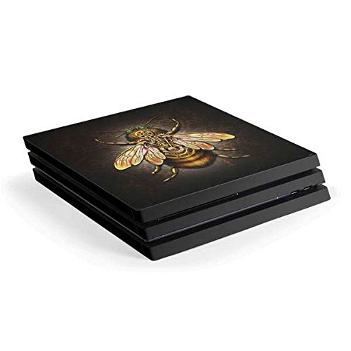 Fantasy & Dragons PS4 Pro Console Skin – Steampunk Bee | Skinit Art Skin