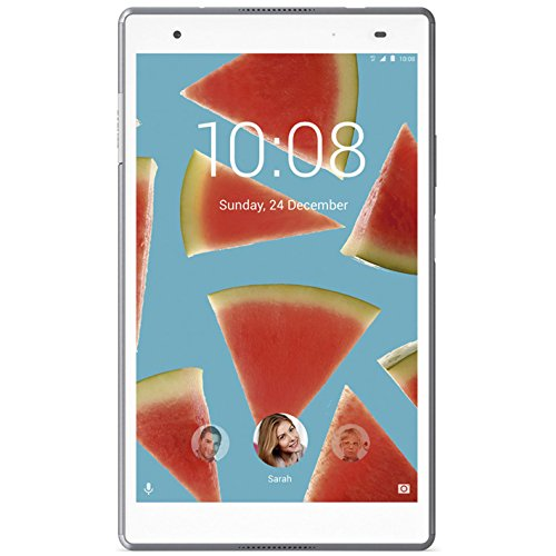 Lenovo TAB4 – Tablet de 8″ HD/IPS (Qualcomm Snapdragon 425, 2 GB de RAM, 16 GB de eMCP, Android 7.1.1, Wifi + Bluetooth 4.0), Color blanco