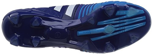Bleu White Chaussures S14 Amazon Ground adidas Ftwr Blue2 Nitrocharge 1 Homme Firm 0 de Football Purple F14 Solar Cz6pBqxw