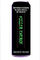 Mother F*ing Black Skull of Death Paperback