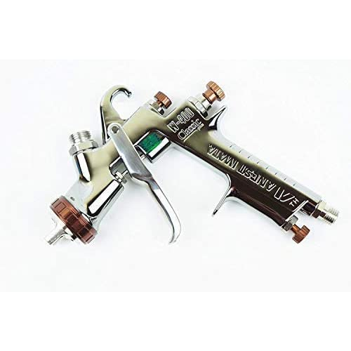Image of Spray Guns & Accessories ANEST IWATA Iwata W-400-134G(1.3mm Nozzle) Bellaria Spray Gun without cup